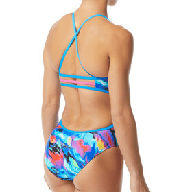 TYR Synthesis Trinityfit Swimsuit Women, blue/multi